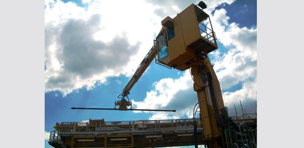 Catwalk / Conveyor | Tubular & Riser Handling Equipment